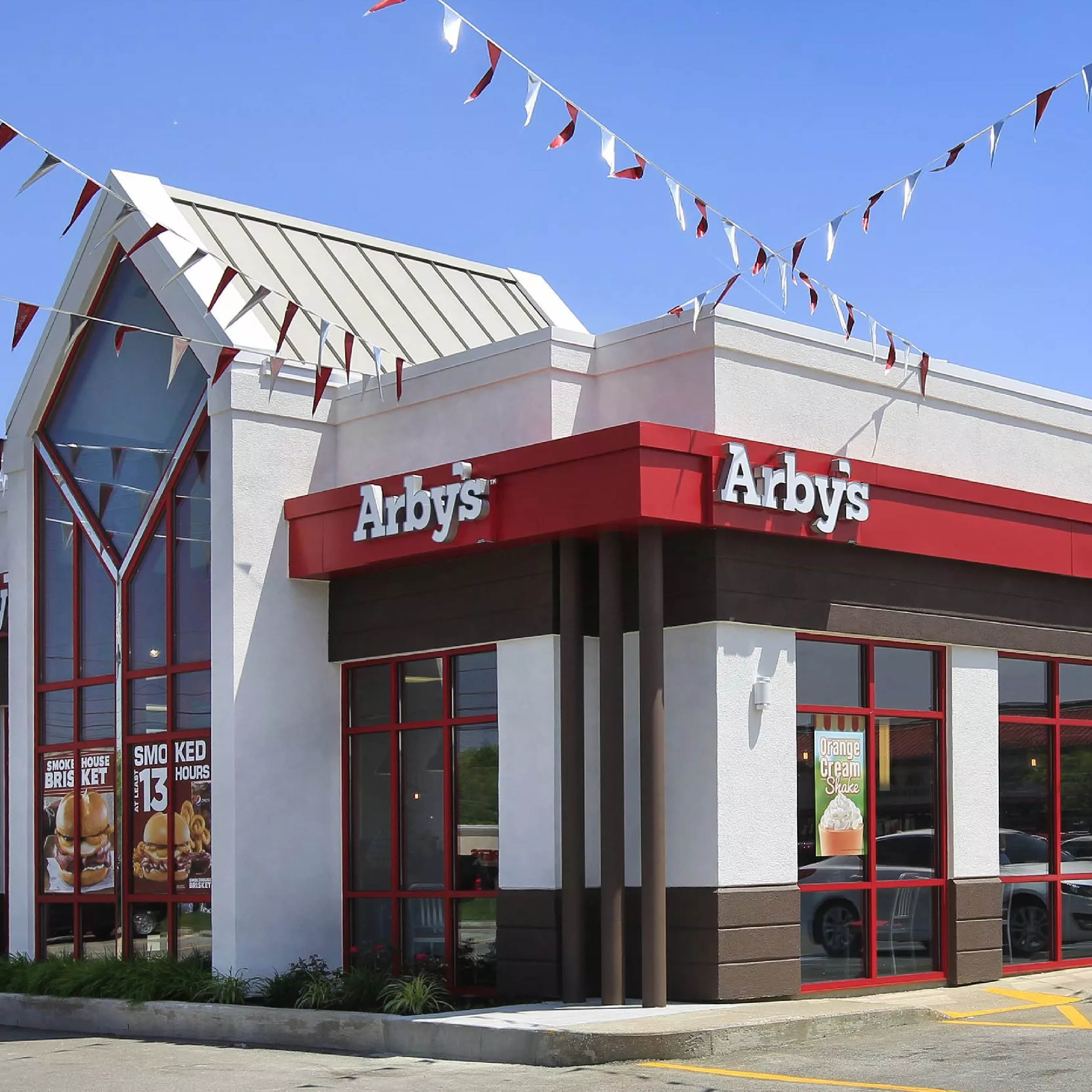 Arby's Stucco Remodel Project